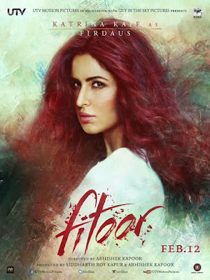 Fitoor Poster Katrina Kaif
