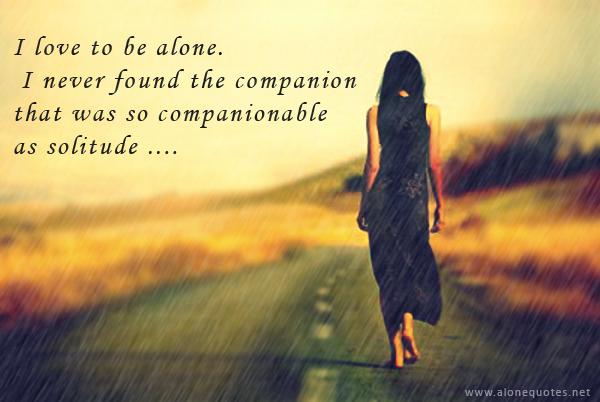 sad alone girl in love-quotes
