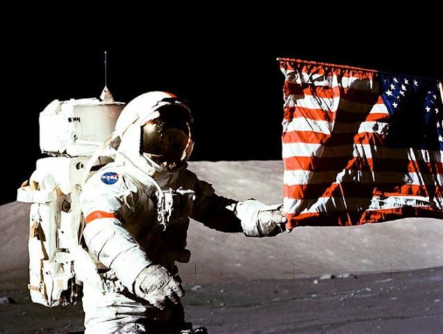 Rússia investiga USA pra saber se ida a lua foi real!