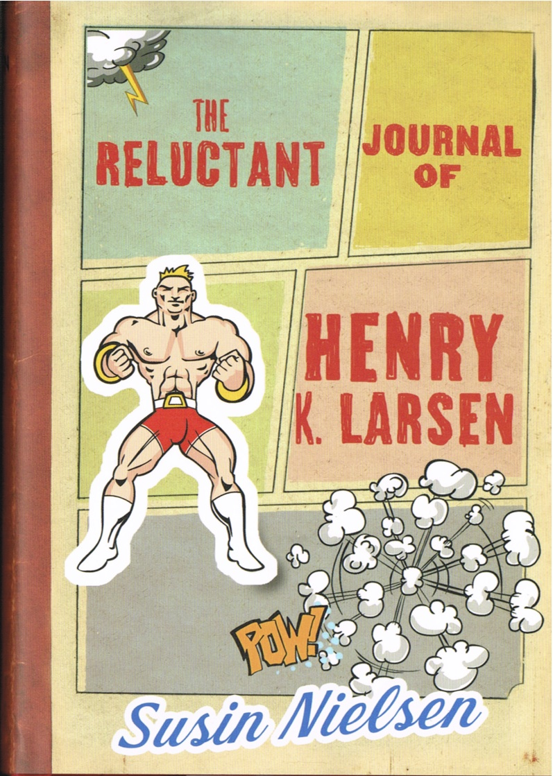 The Reluctant Journal of Henry K Larsen Choc Lily shortlist 2014