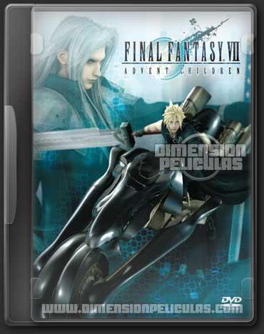 Final Fantasy VII Advent Children (BRRip FULL HD Inglés Subtitulada)