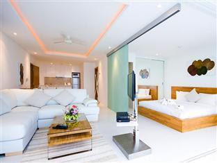Code, Koh Samui, Suite interior