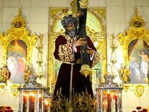 Ntro. Padre Jesús de la Salud (H. Los Gitanos) 2009