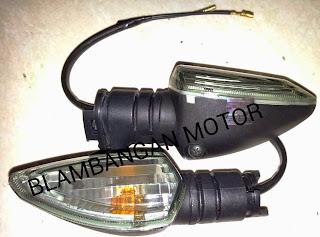 Sein/reting Yamaha New Vixion 2012.