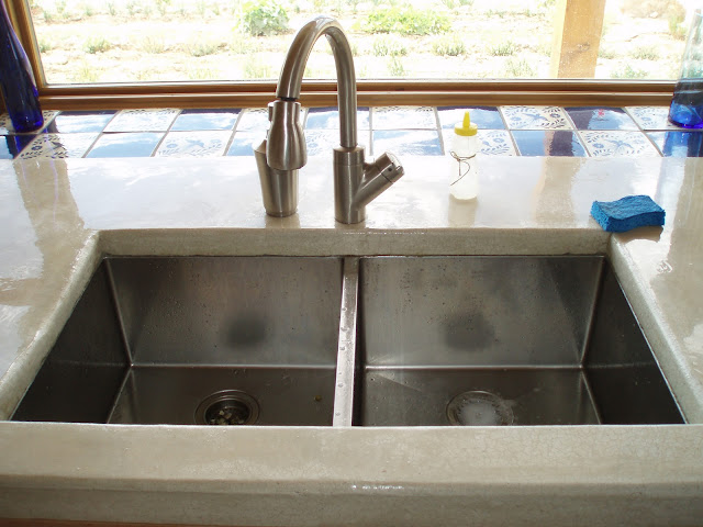 Designing and building a straw bale home the owner for German kitchen sinks
