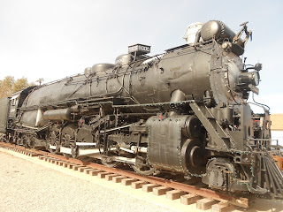 santa fe 5000 steam locomotive