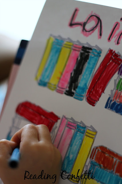 http://thisreadingmama.com/reading-log-kids-can-color/