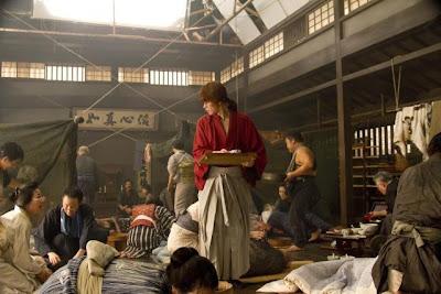 RUROUNI KENSHIN live ACtion Trailer oficial