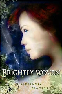 BrightlyWoven Review: Brightly Woven by Alexandra Bracken