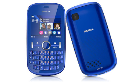 Download free Firmware Nokia Asha 200 RM-761 v10.58 BI Only