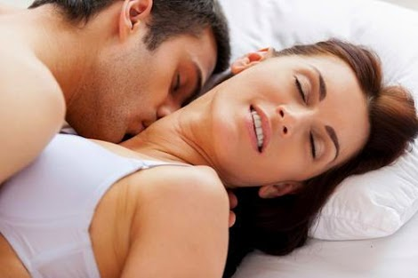 Why men like sucking breast
