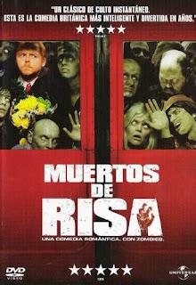 Muertos de Risa / El Desesperar de los Mmuertos / Zombies Party (Una Noche… de Muerte)