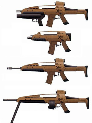 xm8 assault rifle prototype pictures