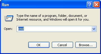 Format Memory Card Using Command Prompt