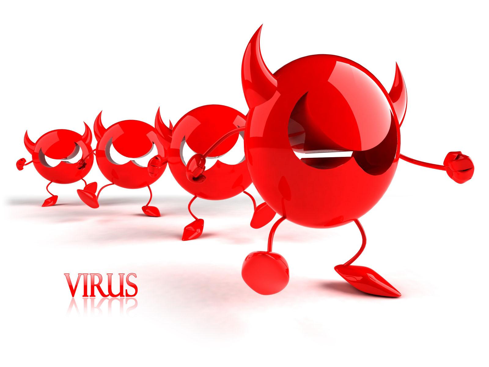 Computer Internet Virus