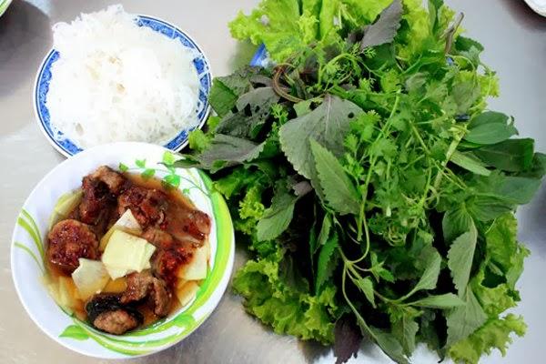 5 quán món Bắc ngon khu vực sân bay Tân Sơn Nhất