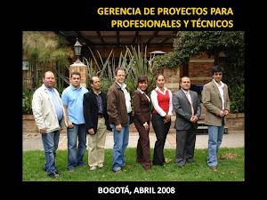 BOGOTÁ, COLOMBIA, ABRIL 2008