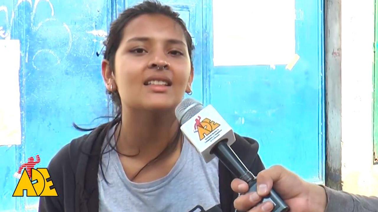 Estudiantes del colegio El Libertador levantan paro tras negociación