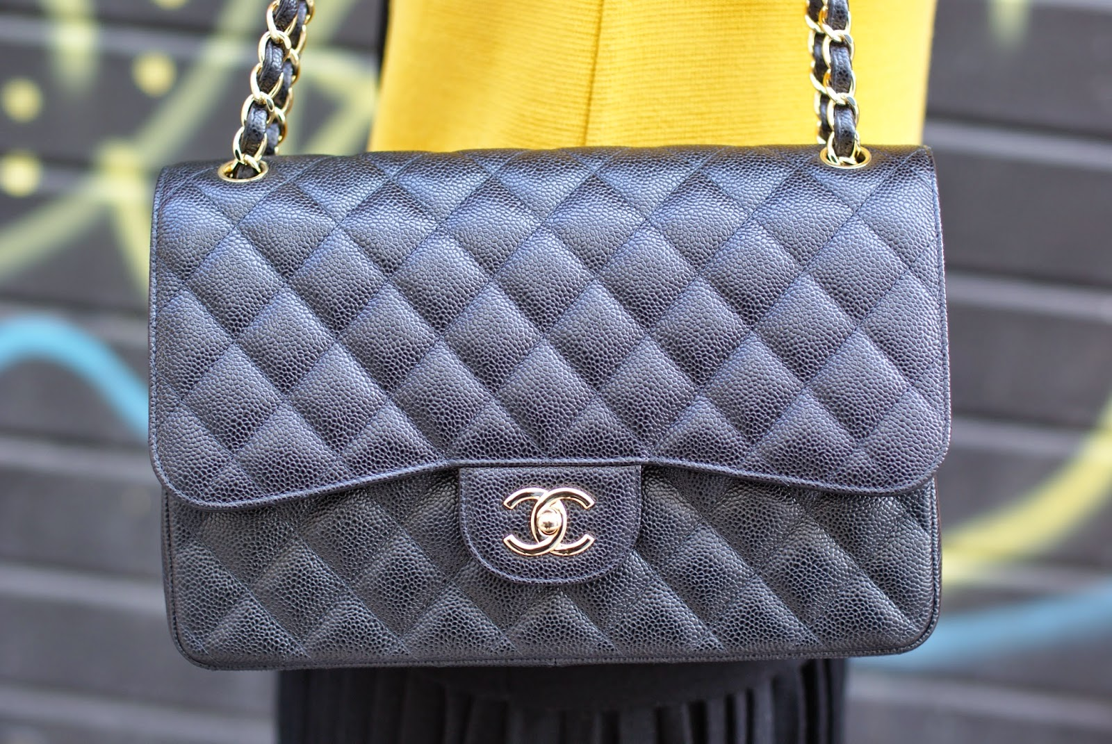 borsa chanel 2.55 pelle martellata, Chanel 2.55 classic flap, Fashion and Cookies fashion blog, fashion blogger