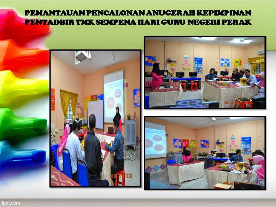 Program Transisi Tahun 1 2015