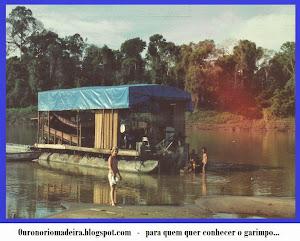 A saga do ouro no Brasil, Rio Madeira RO