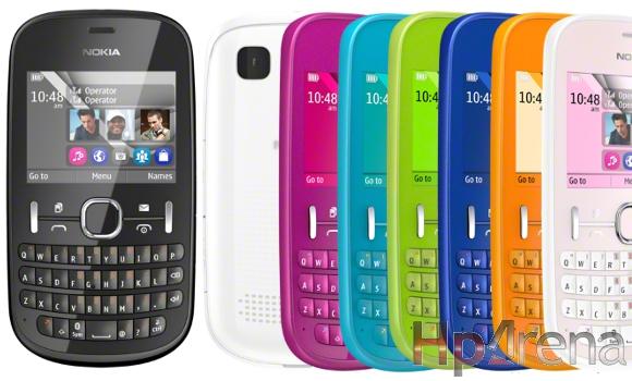 Nokia Asha 200 Hp Harga Dan Spesifikasi Terbaru 2012
