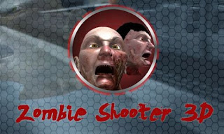 Screenshots of the Zombie Shooter for Android tablet, phone.