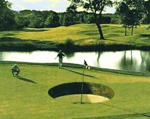 Big Golf hole