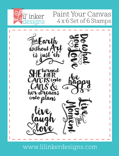 http://www.lilinkerdesigns.com/paint-your-canvas-stamps/#_a_clarson