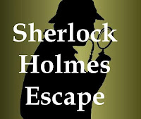 Sherlock Holmes Escape walkthrough.