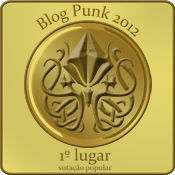 1º Lugar - Concurso Blogs Punks Retropunk