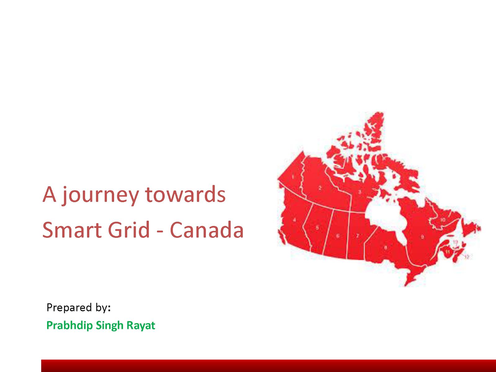 smart grid a case study