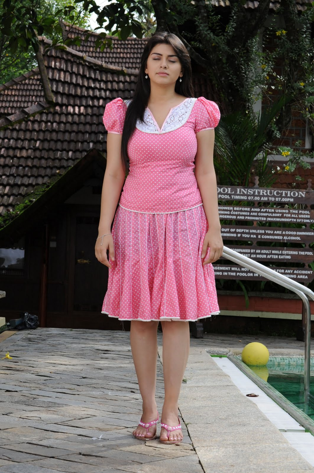 Latest News Olimpic 2012: Hansika Motwani In Oh My Friend Movie Stills