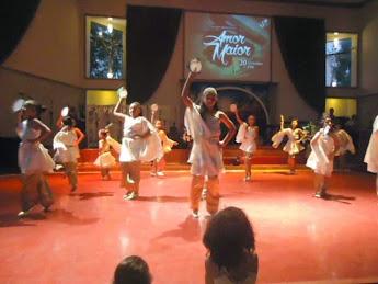 Ministério de danças PRIMICIAS