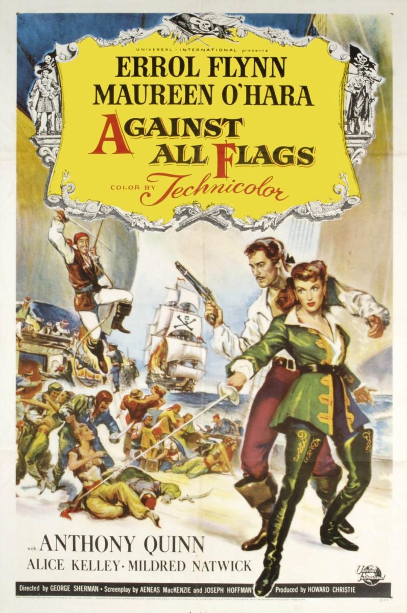 La isla de los corsarios (1952)