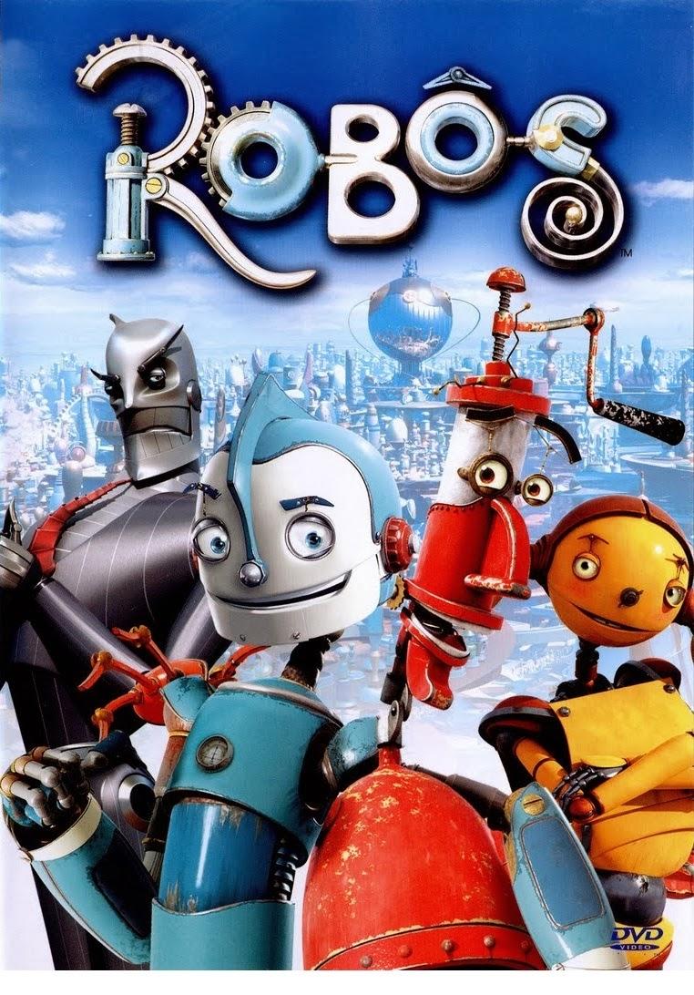 Robôs – Dublado