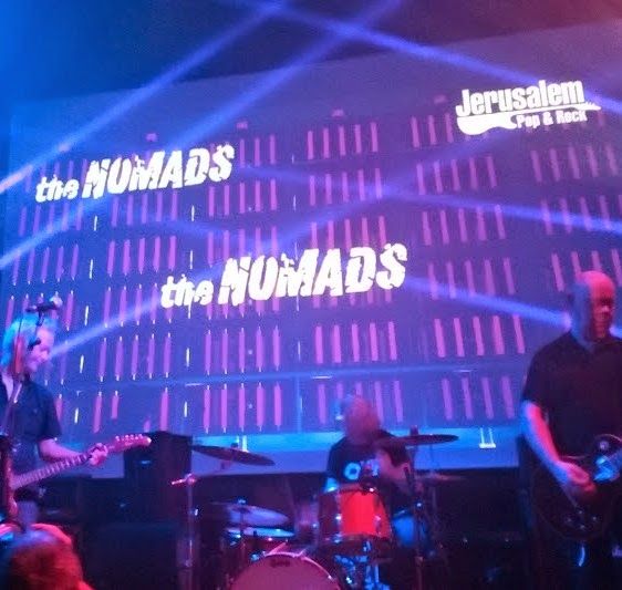 THE NOMADS - CONCIERTO VALENCIA JERUSALEM CLUB 22-11-14 1