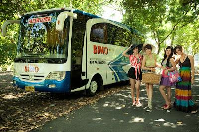 Tarif Sewa Bus