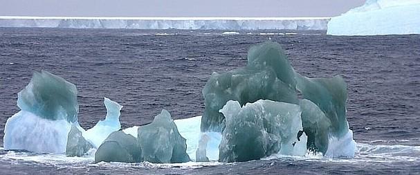 Glaciares de colores!!!! Iceberg+verde+6