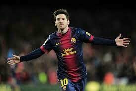 Lionel Messi perbarui catatan gol-nya !!