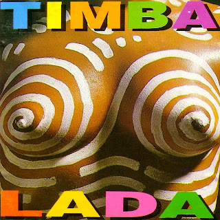 Timbalada (1993) - capa do disco