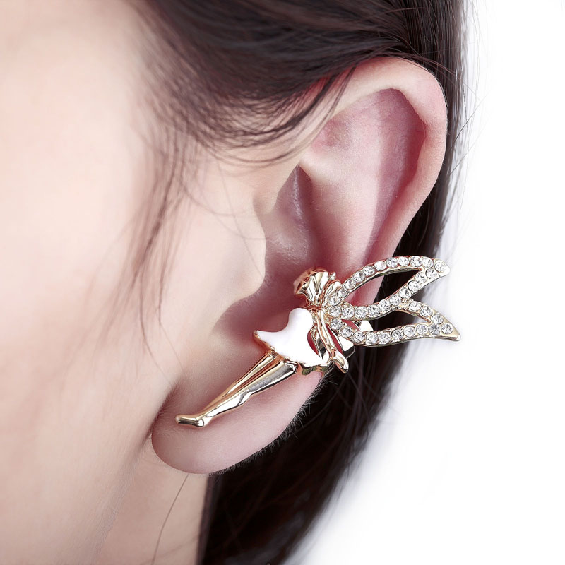 okajewelry show wrap cuff earring comeback as a fashion trend
