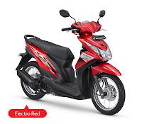 Honda BeAT FI SW Merah