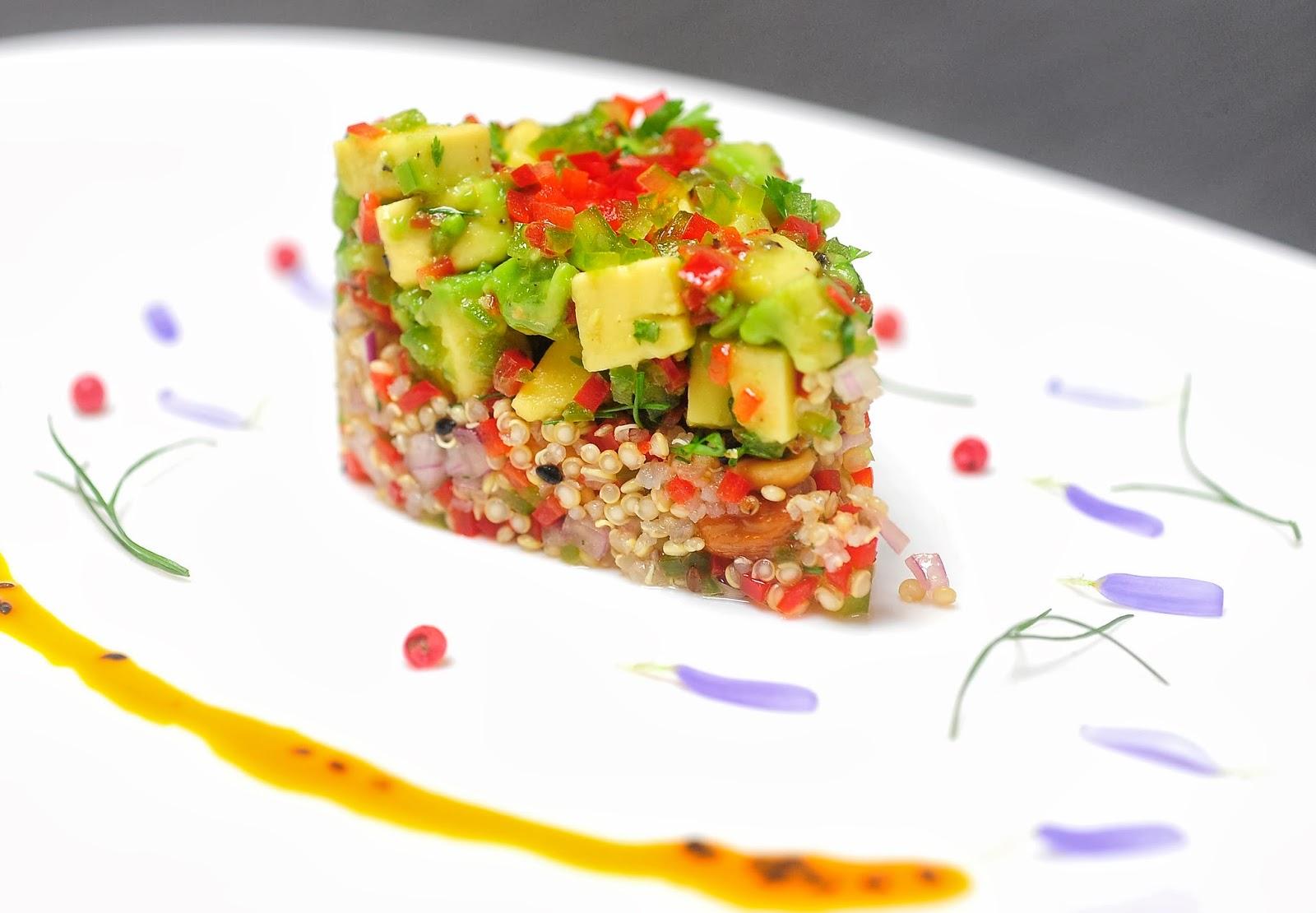 Bajar de peso ponerse en forma aprende como noticias for Como se cocina la quinoa para ensalada