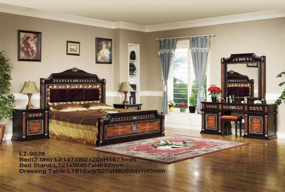 Arabic Bedroom Design : interior bedroom with touch of brown arab bedroom with beautiful ...