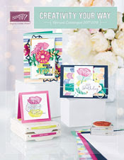Stampin' Up! 2016/2017 Ideas Book and Catalogue