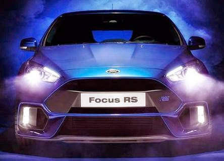 2017 Ford Focus RS Concept