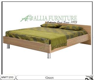 Tempat Tidur Minimalis type Green Natural 160 X 200