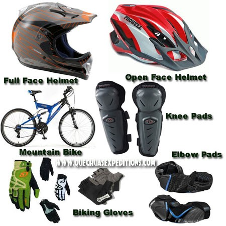 Gilang Bicycle Guide: Cycling Equipment