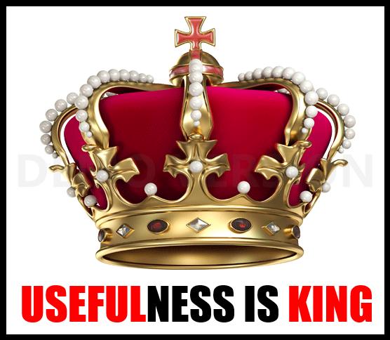 Ternyata Konten Blog Bukanlah 'Raja'